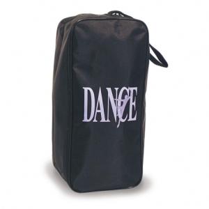 Roch_Valley_Black_Printed_Dance_Shoe_Bag_Black
