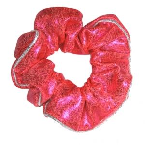The_Zone_Candy_Scrunchie_Coral