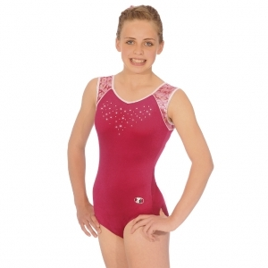 The_Zone_Adult_Coral_Sleeveless_Leotard_Coral