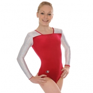 The_Zone_Adult_Deluxe_Leotard_Red_White