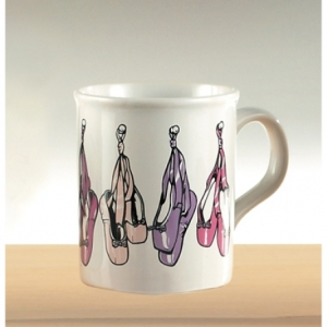 Ballet_Shoe_Design_Mugs_Pack_of_Six_White