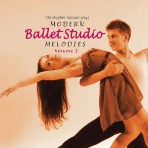 Modern_Ballet_Studio_Melodies_CD_Vol_2
