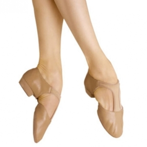 Bloch_Elastosplit_Grecian_Shoe_Tan