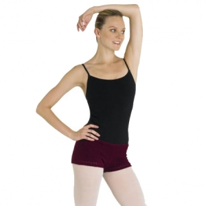 Bloch_Lucy_Soft_Knit_Micro_Shorts_Burgundu