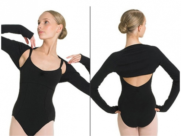 Bloch_Opal_Adults_Bolero_Top_Black