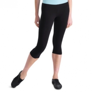 Bloch_Karensa_Capri_Cotton_Leggings_Black