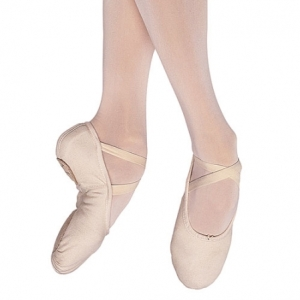 Bloch_Split_Sole_Canvas_Ballet_Shoe_Pink