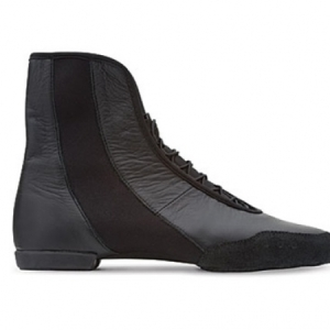 Bloch_Trisole_Hi_Jazz_Boot_Black_Side
