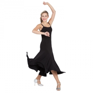 Capezio_Long_Swirl_Skirt_Black