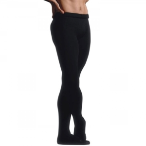 Capezio_Mens_Knit_Footed_Tights_with_Back_Seams_Black