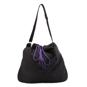 Capezio_Slouch_Hobo_Bag_Black