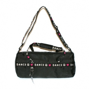 Capezio_Dance_Duffle_Bag_Black