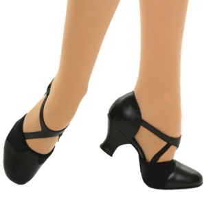 Capezio_Broadway_Flex_Character_Shoe_Black