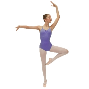 Capezio_Adjustable_Pinch_Camisole_Leotard_Amethyst