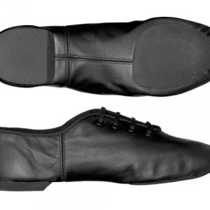 Capezio_Split_Sole_Jazz_Shoe_Black