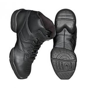 Capezio_Dance_Sneaker_Boot_Black