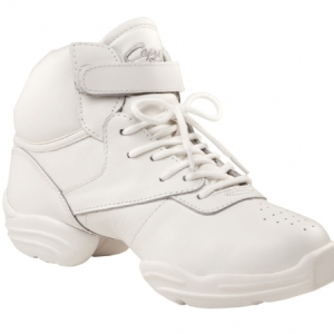 Capezio_DS01_White_Dance_Sneaker_Boot_White