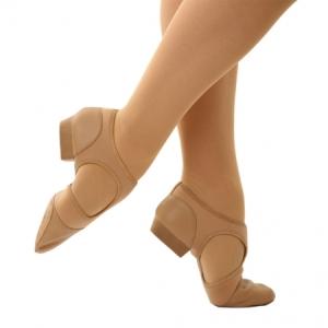 Capezio_Pedini_Femme_Teaching_Shoe_Caramel