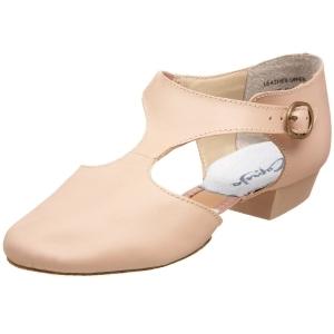 Capezio_Pedini_Teaching_Shoe_Pink