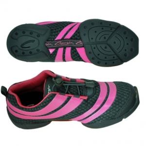 Capezio_Spira_Dance_Sneaker_Grey_Pink