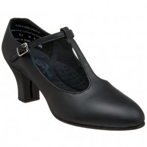 Capezio_T_Strap_Character_Shoe_Black