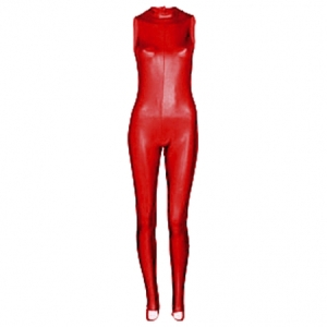 Adults_Electra_Metallic_Catsuit_Red