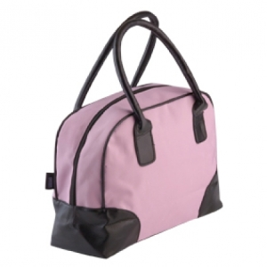Freed of London Dusky_Pink_Bowling_Bag_Pink