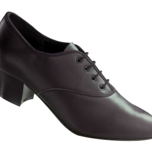 Freed_of_London_Leather_Cuban_Heel_Oxford_Shoe_Black