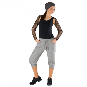 3/4_Length_Jogging_Trousers_Grey