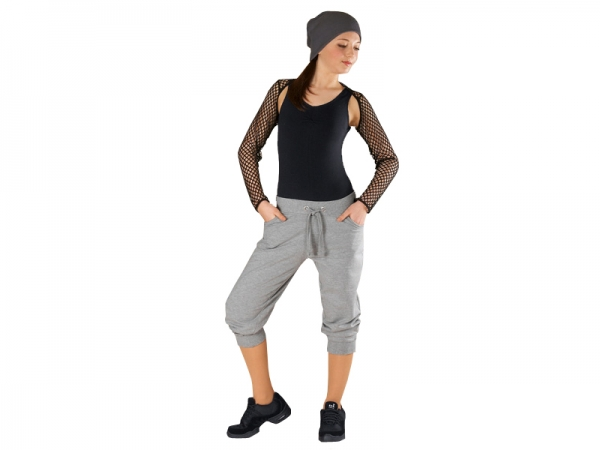 3/4_Length_Jogging_Trousers_Grey