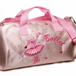 Katz_Pink_Satin_Ballerina_Barrel_Bag_Pink