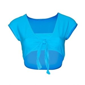 Adults_Tie_Front_Crop_Top_Blue
