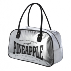 Pineapple_Dancewear_Silver_Retro_Kit_Bag_Silver