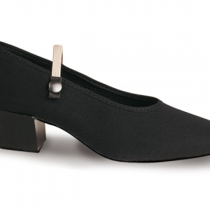 Roch_Valley_Canvas_Cuban_Heel_Character_Shoe_Black