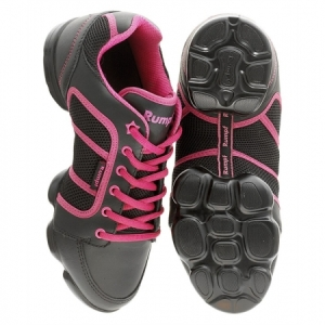 Rumpf_Funky_Leather_Dance_Sneaker_Pink