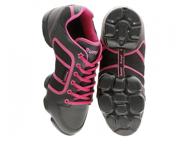 Rumpf_Funky_Leather_Dance_Sneaker_Pink