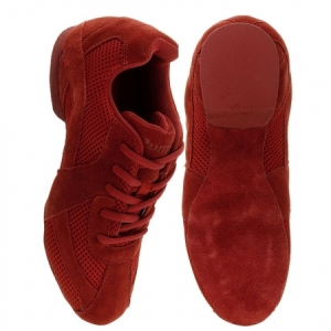 Rumpf_Sparrow_Red_Dance_Sneaker_Red