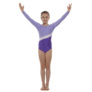 Tappers_Blocks_Gymnastics_Leotard_Lilac