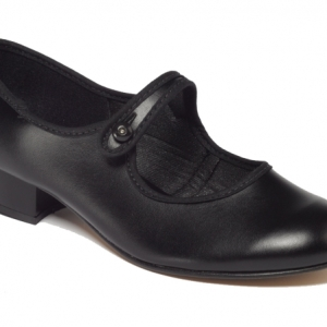 Tappers_and_Pointers_PU_Button_Bar_Character_Shoe_Black