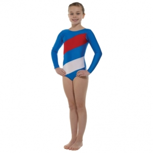 Tappers_Fly_The_Flag_Gymnastics_Leotard_Red_White_Blue