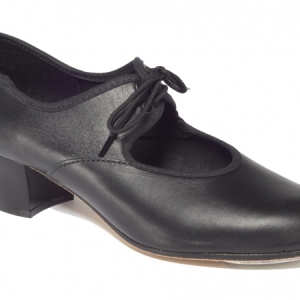 Tappers_and_Pointers_Leather_Tie_Tap_Shoe_Black