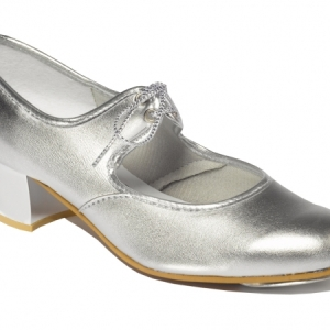 Tappers_and_Pointers_Silver_Cuban_Heel_Tap_Shoe_Silver
