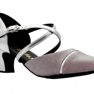 Topline_Davina_Social_Shoe_Silver