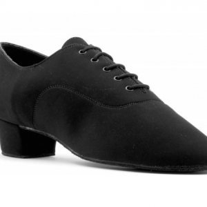 Topline_Latino_Flex_Salsa_Shoe_Black