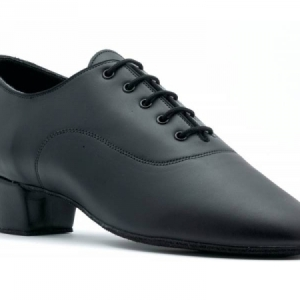 Topline_Latino_Split_Sole_Salsa_Shoe_Black
