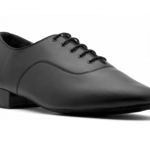 Topline_Leather_Ballroom_Shoe_Black